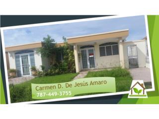 Villa Carolina 3-2 Excelente casa en $118,000