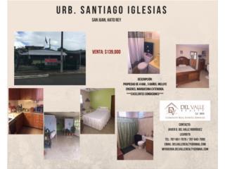 Urb. Santiago Iglesias