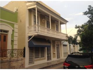 Zona Historica de Ponce, calle Sol #38.