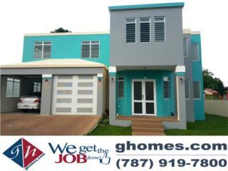 Casa en Villas Tesoro del Mar, Manati