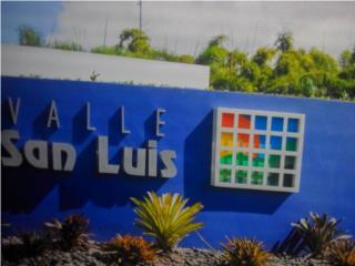 Urb. Valle de San Luis