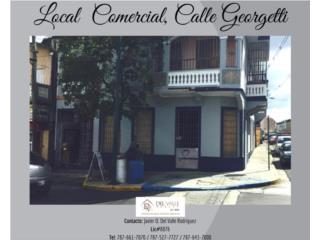 Calle Georgetti