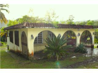 Finca/Casa Canovanillas 2 cuerdas arpx llanas