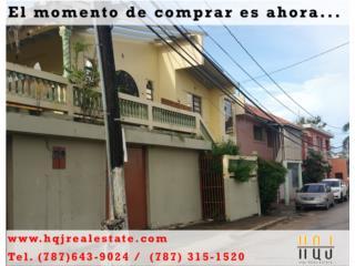 3 prop. residencial y comercal + solar