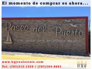 REPOSEIDO!! Cond. Paseo del Puerto OFERTA!!
