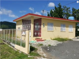 Casa 2 cuartos en Añasco, Quebrada Larga