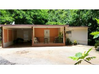 Casa con solar de 3.5 cdas. en Bo. Dominguito