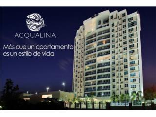 Apartamentos hermosos en Condominion Acqualin