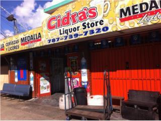 Liquor store en Barrio Bayamon, Cidra