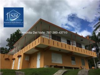 Comoda propiedad en Quebrada Honda