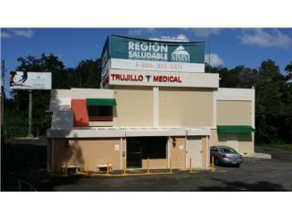 Edificio en Expreso  Trujillo Alto