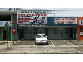 CARR#1 MARGINAL BAIROA ZONIFICACION: COMERCIAL C-1