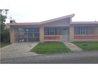 Casa en bo tejas ,frente a carretera,yabucoaPR