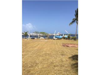 Solar con Muelle en Isla San Miguel- Palmas
