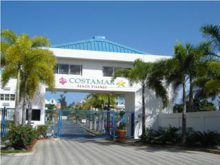 APTO DE 2H, 2B,  COSTAMAR BEACH VILLAGE, LOIZA