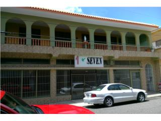 Edificio Comercial en el Centro del Pueblo