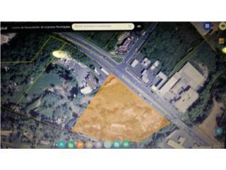 Comercial site, 3 acres