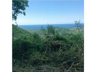 60 cuerdas con vista al mar en Caimital, Guayama
