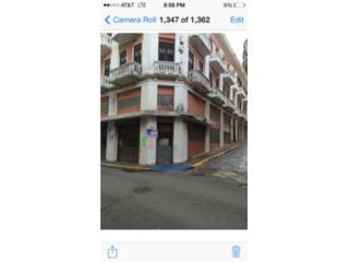Edificio Comercial Viejo San J CT3 3,012 p2 x Piso