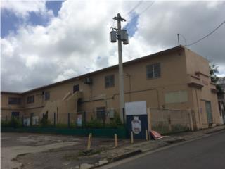 Edificio  15,500 p/c 1,200 m c $ 65k