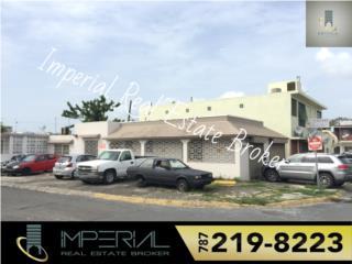 Comercial de esquina en Puerto Nuevo