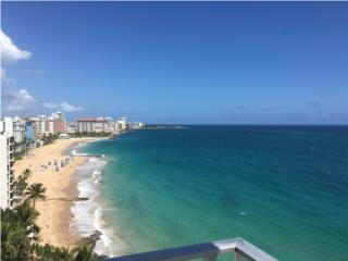 Condado PH Paseo Don Juan beachfront remodeled100%