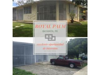 Ext de Royal Palm - se paga sola
