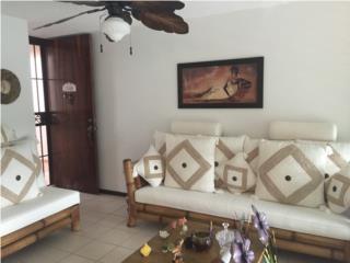 Villas de Guaynabo 3H 2B equipado bello
