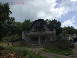 chalet  dos residencias completas $49,000