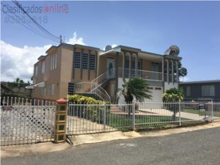 Casa 3c/2b arriba; 2 Apartamentos abajo