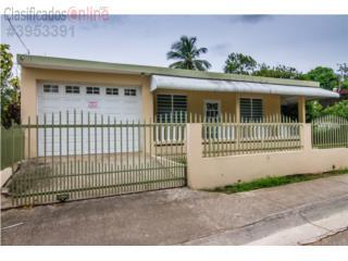 Casa con Buena Ubicacion y Mucho Potencial Arecibo