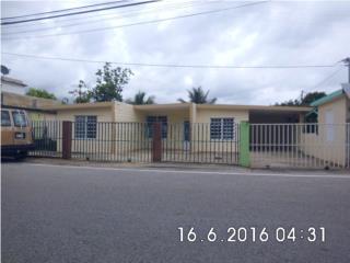 Se vende casa con negocio en Caguana