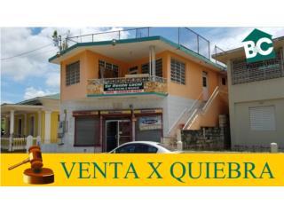 Calle Progreso Aguadilla, Venta Por Quiebra.