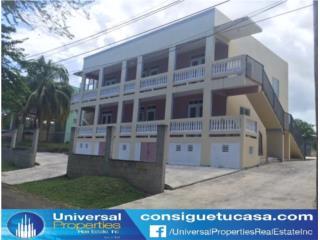 Sector La Union -  Edificio con 4 apartamentos