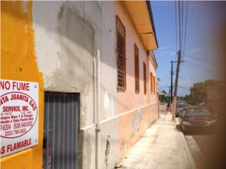 Santurce, solar de 841.36mc y 5,725pc