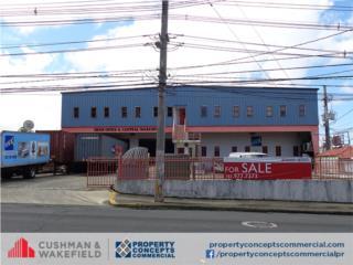 Rio Piedras Industrial Property- 22,656 SF