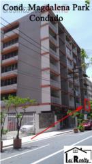 Magdalena Park - 2do piso, 1,110 p/c