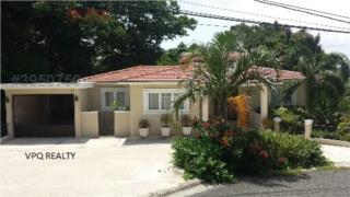 Miradero 3br/3b house & 2br/1b apt, land 1000sm