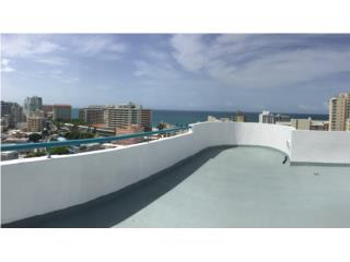 Cond. Plaza del Condado PH with open terrace