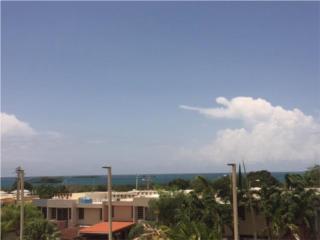 Penthouse con vista al mar en Villa Caracoles