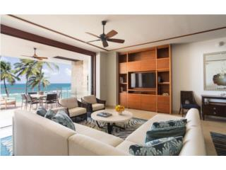 West Beach Ritz Carlton Residences Dorado Beach