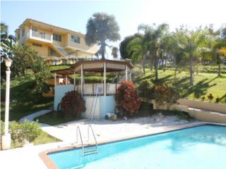 Carr. 362-Guama, 3h-2b+apto y piscina