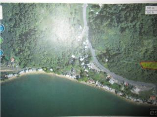 Con vista al mar en ruta a Rincon
