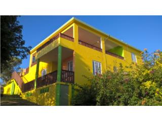 House, Culebra, 4 bed/3 bath, 2 Units