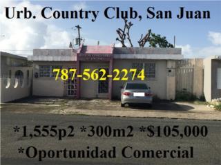 Country Club *Centrico *Gran Oportunidad Comercial