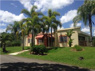 Preciosa casa,3H-3B, Bo. Dos Bocas 1
