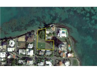 New on the market Oceanfront Lot for Sale