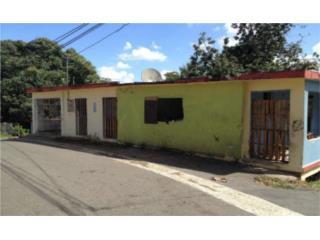 TRES CASAS EDIF COMERCIAL Y RESIDENCIA $35,000