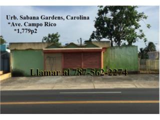 Sabana Gardens *1,779p2 *Esquina