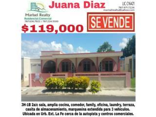 Urbanización La Fe, Comoda
